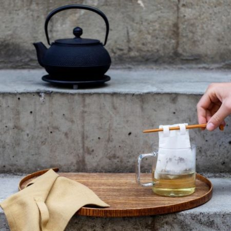 The Organic Company Tea Bag - medium